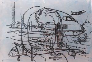 Anna Parmenova Talking off – contemplating, landing – speaking 01