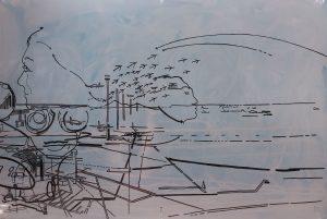 Anna Parmenova Talking off – contemplating, landing – speaking 02