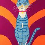 加茂谷 正俊 | シャキーンとした猫
