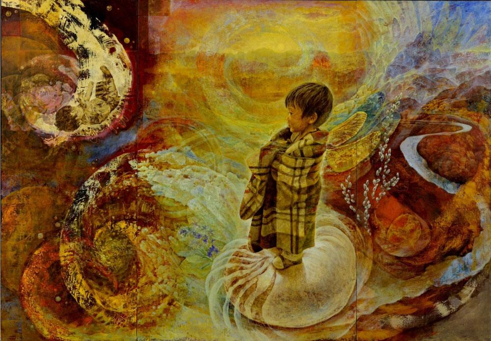 Keiko Furuta | Circulating selflessness
