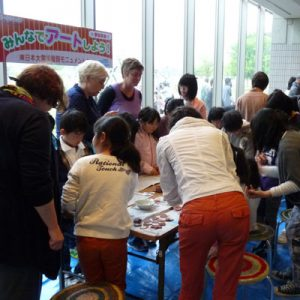Let's Art Together(Workshop for children )